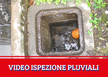 Video Ispezione Pluviale